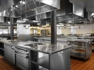 Bespoke Kitchen Fabrication
