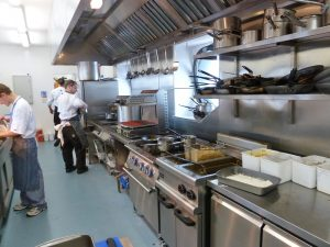 Commercial Kitchen Fitter in the Northwest