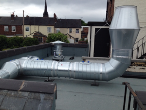Ducting and Ventilation Systems