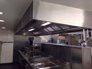 Stainless Steel Canopies